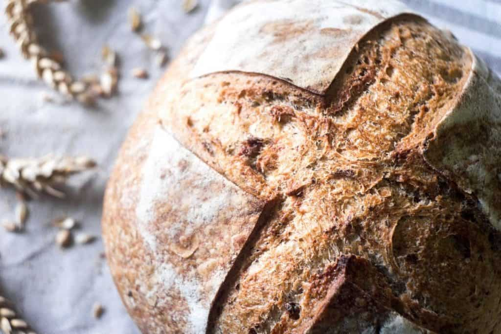 Extreme Frugality - Homemade artisan bread